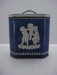 Huntley and Palmers Biscuit tin.