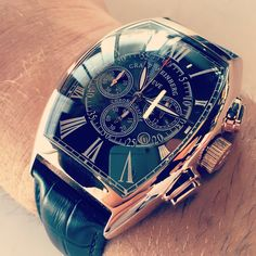 Very happy with our new collection! GRAFF WEINBERG watches