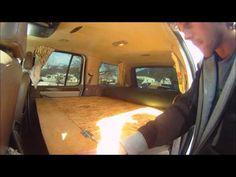 2002 Ford Explorer Camper Kit - YouTube