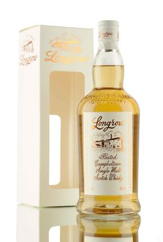 A superb tasting and great value Campbeltown single malt Scotch whisky, produced at the Springbank distillery. This non aged statement Longrow is heavily peated and double distilled before being bottled at 46%.
