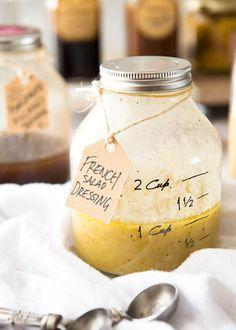 French Salad Dressing (French Vinaigrette) | RecipeTin Eats