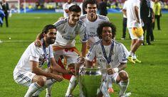 Real Madrid se coronó campeón de la Champions League  por decima vez. May 25, 2014