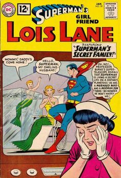 The Superman Fan Podcast: Episode #339 Part I: The Superman Family Comic Boo...