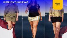 Que Viene En Moda Para Gordias en 2020? |  Gorditamiestilo Curves, Trends