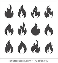 Auto Camping, Free Business Card Templates, Free Business Cards, Fire Crown, Small Symbol Tattoos, Fire Drawing, Fire Vector, Crown Tattoo Design, En Stock