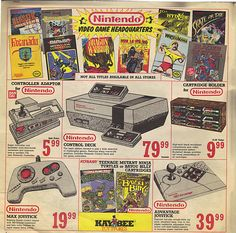 vintage toy ad Christmas in October 1989