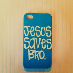 I phone case I made