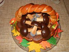 Наша поделка в школу к празднику Осени - Советчица Кидстафф