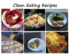 Collection of Kickstart's most popular Clean Recipes  #healthyrecipes #cleaneating #eatclean #recipes #cleanrecipes