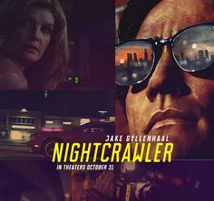 Visit the official Nightcrawler movie site, starring Jake Gyllenhaal.  Catch the pulse-pounding thriller in theaters October 31.