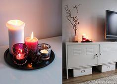 Candle Light @ Shhh, it's a secret! -blog
