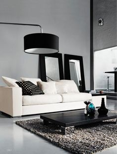 29 best modern sofas and sectionals images modern couch modern rh pinterest com