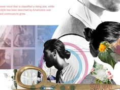Digital Collage: man buns
