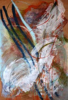 "Saatchi Art Artist Marijah Bac Cam; Drawing, ""Organic Shapes On The Desk"" #art"