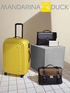 Sacs, valises, trolley, maroquinerie en solde jusqu'à -50% dans la boutique officielle Mandarina Duck