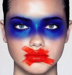 irving penn make up - Buscar con Google