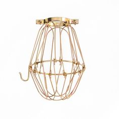 Wire Bulb Cage - $6 at ColorCord.com