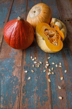 Pumpkins by Rowena Naylor | Stocksy United