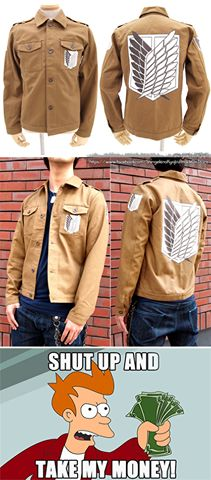 Scouting Legion jacket