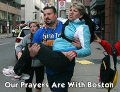 Faith.com - Former NFL Player Helps Victims of Boston Marathon Attack
