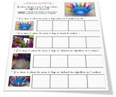 Ateliers Montessori/ motricité fine... Ressources diverses sur le site source...