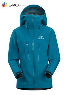 Alpha SV Jacket Women's Newly redesigned with enhanced GORE-TEX® Pro fabric with a softer face. A fortress for extreme mountain conditions; ideal for climbing and alpinism. Our most durable waterproof shell built with GORE-TEX® Pro