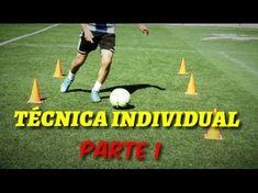 Ejercicios para mejorar la técnica individual y de regate en el Futbol › LACLINICADELFUTBOL.COM
