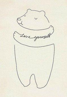 #truth #bear #love