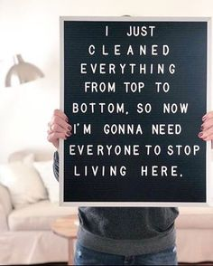 The most versatile and minimalist decoration for your home - felt letter board. Totally in love with and all of the fun boards they create! Inspirational and funny letter board quotes. The Letter Tribe Great Quotes, Quotes To Live By, Me Quotes, Funny Quotes, Inspirational Quotes, Qoutes, Short Quotes, Famous Quotes, Motivational