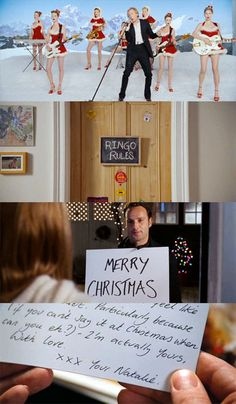 Love Actually- perfect Christmas Eve movie :)