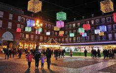 Mercadillo Navideño Plaza Mayor