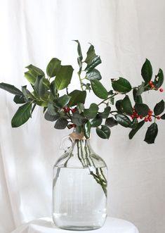 DIY Faux Demijohn Bottle. Easy decoration ideas. Easy DIY decor ideas. Modern living. Plant decoration ideas. www.simplestylings.com