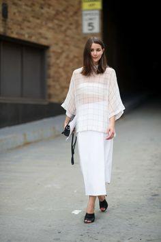 NY fashion week,  september 2014