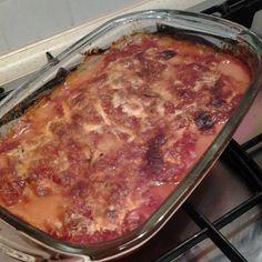 melanzane alla parmigiana Eggplant Parmesan