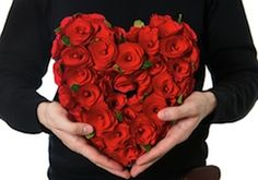 Creative Ways of Giving Valentine's Day Flowers