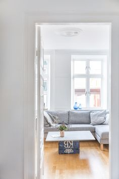 Nana Hagel's Copenhagen Apartment