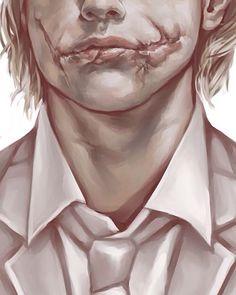 Crítica: Coringa é eletrizante e retrata o pior lado da sociedade. Joker Batman, Joker Comic, Joker Heath, Joker Art, Batman Art, Joker And Harley Quinn, Heath Ledger Joker Makeup, Batman Robin, Joaquin Phoenix