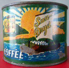 Sun-Dryed Coffee
