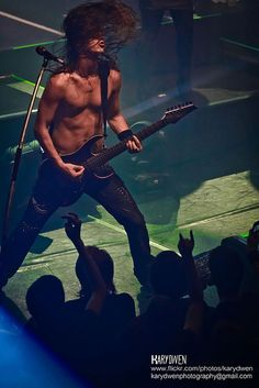 Mark Jansen, Epica by karydwenphotography, via Flickr