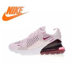 86b6e2cf4b Original Authentic Nike Air Max 270 Womens Running Shoes Sneakers Sport  Breathable