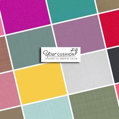 ¿Sabías que en Your Cushion contamos con más de 500 telas para confeccionar tus cojines y colchonetas a medida? 😏😏  Descubre nuestra amplia variedad de textiles en www.yourcushion.es , te encantará nuestro catálogo de telas lisas para personalizar tus nuevos #cojinesamedida 😍❣️  #cojinespersonalizados #cojines #cojinesdecorativos #telas #color #decoracion #interiordesign