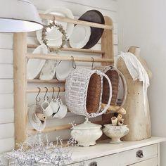 Virlova Interiorismo: [Deco] Una cocina con sabor añejo al detalle