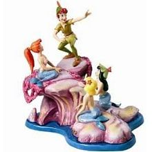 Disney Peter Pan Figurines | Orlando Inside