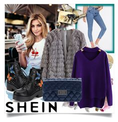 """""""SHEIN II/5"""" by betty-boop23 ❤ liked on Polyvore featuring Sheinside and shein"""