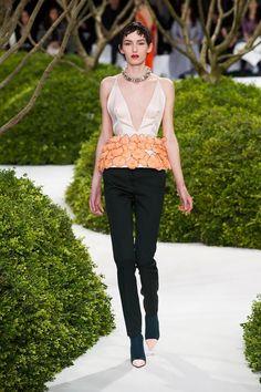 Bộ sưu tập cao cấp xuân hè 2013 của Christian Dior