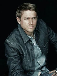Ok ladies... I have loved him for years but now I suppose I will share him with you all. Charlie Hunam. PS... If you don't watch Sons of Anarchy... You're wasting you time with whatever other show u watch. Best. Show. On. TV