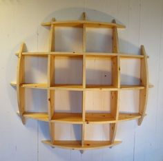 Make a Massironi shelf