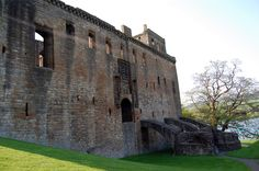 Another view of Linlithgow Palace.by KimStewart