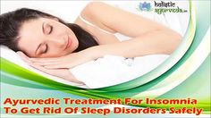 You can find more details about the ayurvedic treatment for insomnia at http://www.holisticayurveda.in/product/herbal-treatment-pills-for-insomnia/  Dear friend, in this video we are going to discuss about the ayurvedic treatment for insomnia. Aaram capsules provide the most effective ayurvedic treatment for insomnia.