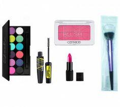 #Pintalabios + #Paleta + #Mascara + Colorete + Brocha ^_^ http://www.pintalabios.info/es/sorteos_de_moda/view/es/3629 #ESP #Sorteo #Maquillaje